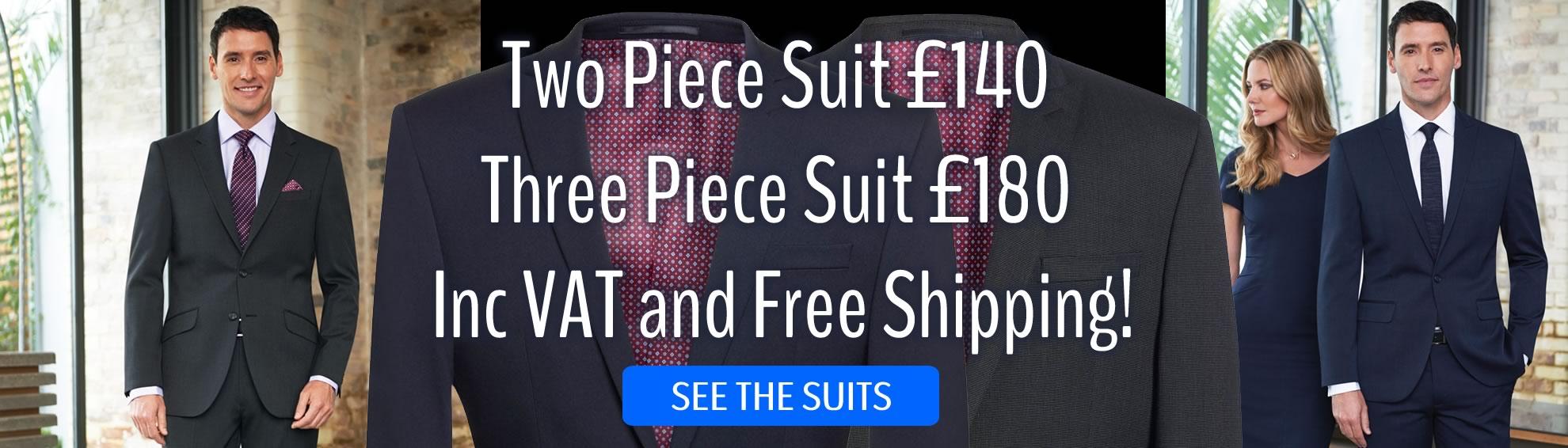 All In Suit Deals