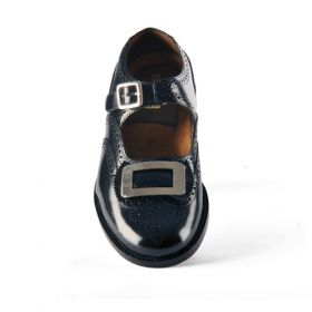Buckle Brogues Top View