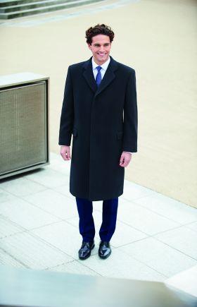 Bond Overcoat Black