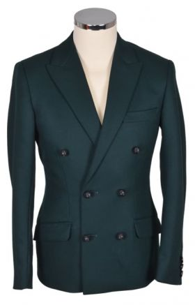 Modern Skinny Fit (Rifles) British Double Breasted Blazer