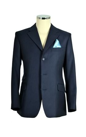 Classic Single Breasted 3 Button Suit