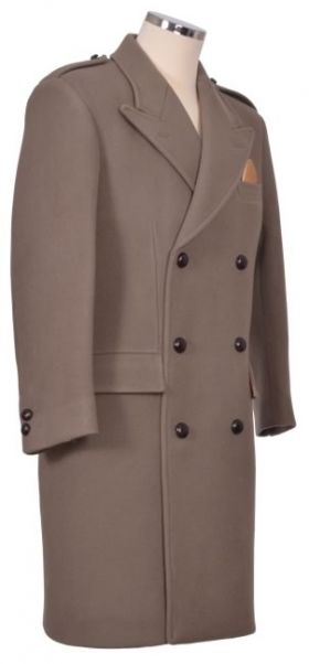 Made To Measure British Warm Overcoat